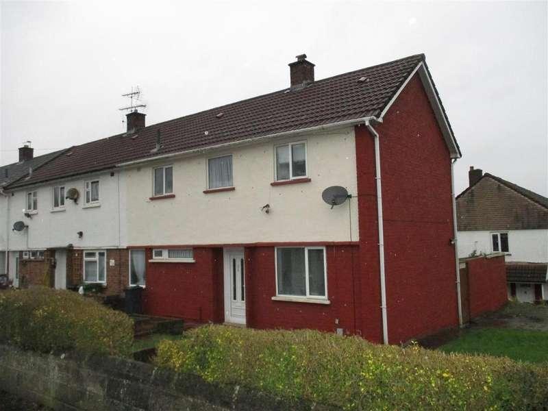 3 Bedrooms End Of Terrace House for sale in Heol Carnau, Caerau, Cardiff