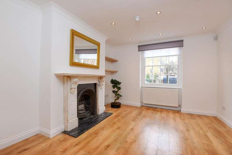 4 Bedrooms Terraced House for sale in Kennington Lane, Kennington, SE11