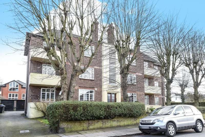 2 Bedrooms Flat for sale in Wetherill Road, Muswell Hill, N10