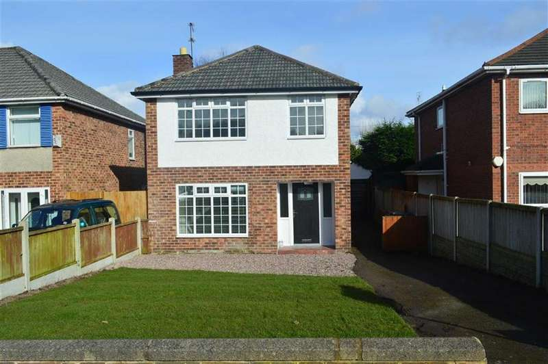3 Bedrooms Detached House for sale in Storeton Road, Prenton, CH42