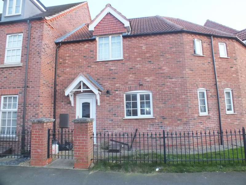 2 Bedrooms Terraced House for sale in Chamomile Way, Spalding