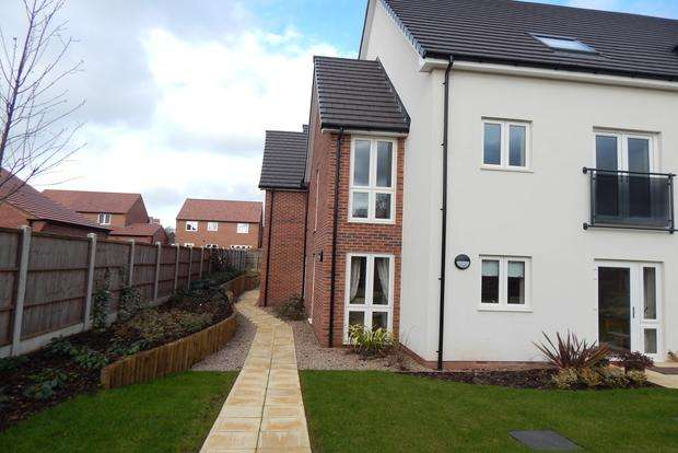 1 Bedroom Apartment Flat for sale in Nottingham Road, Hucknall, Nottingham, NG15