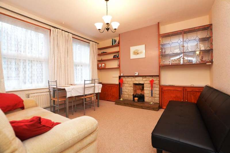 2 Bedrooms Maisonette Flat for sale in Patterson Road Upper Norwood SE19