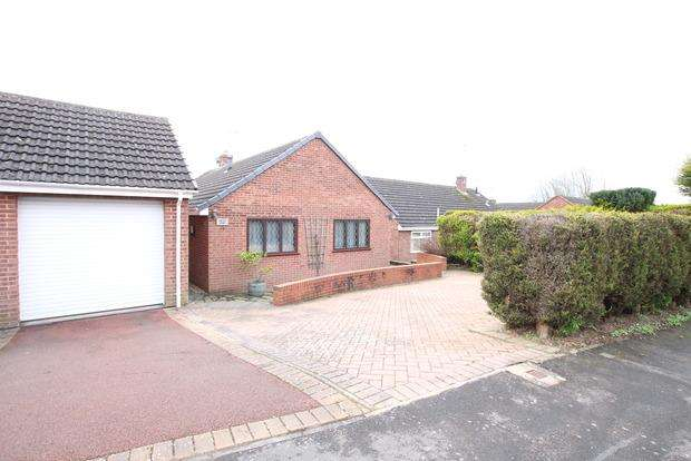 3 Bedrooms Detached Bungalow for sale in Byron Way, Melton Mowbray, LE13