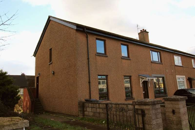 3 Bedrooms Flat for sale in Findcastle Terrace, Dundee, DD4