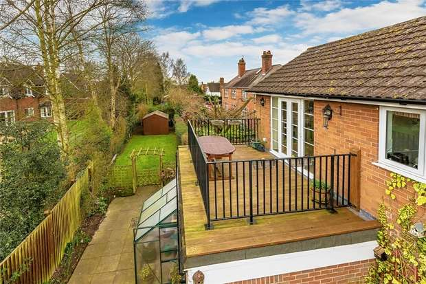 2 Bedrooms Flat for sale in Orchid House, Tibberton, NEWPORT, Shropshire