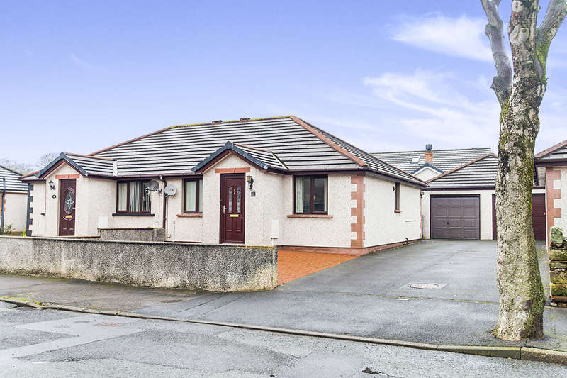 2 Bedrooms Semi Detached Bungalow for sale in Lancashire Road, Millom, LA18