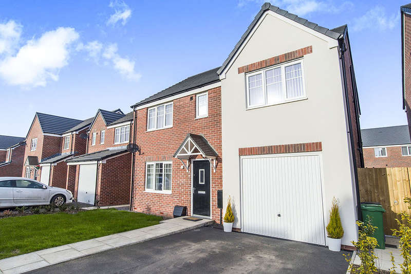5 Bedrooms Detached House for sale in Went Meadows Close, Dearham, Maryport, CA15