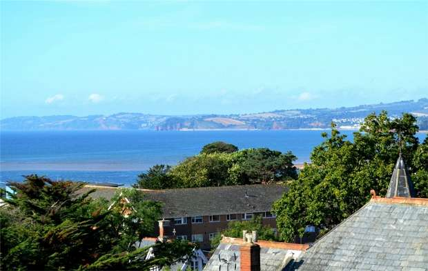 3 Bedrooms Flat for sale in Inchcoulter Apartments, Douglas Avenue, EXMOUTH, Devon