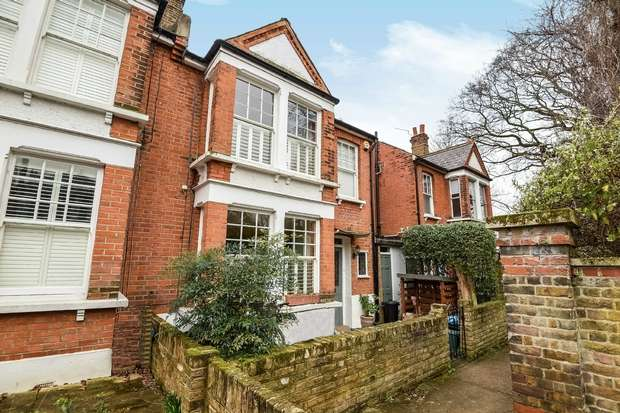 5 Bedrooms Terraced House for sale in Netherton Road, St Margarets, Twickenham