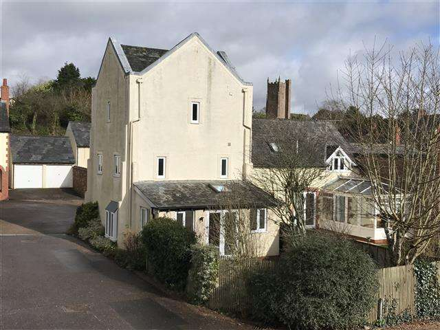 3 Bedrooms Town House for sale in Woodbarton, Milverton, Taunton TA4