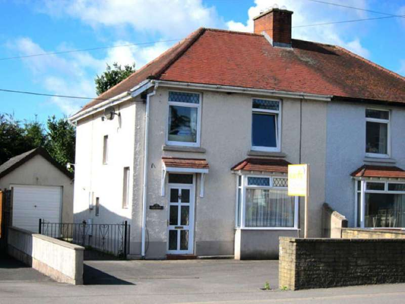 3 Bedrooms House for sale in Abergwili Road, Carmarthen, Carmarthenshire