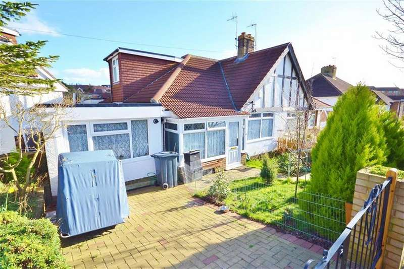 3 Bedrooms Semi Detached Bungalow for sale in Hove