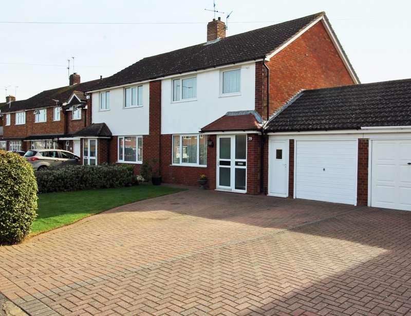 3 Bedrooms Link Detached House for sale in Bedgrove, Aylesbury, HP21