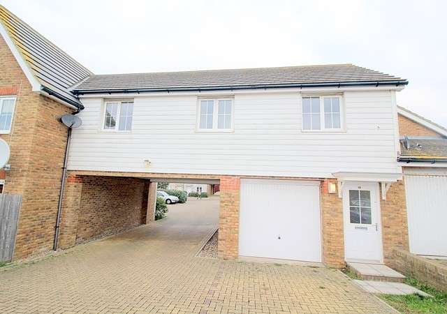 2 Bedrooms House for sale in Round House Cresent, BN10