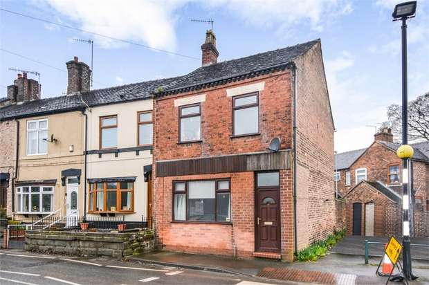 4 Bedrooms End Of Terrace House for sale in Outclough Road, Brindley Ford, Stoke-on-Trent, Staffordshire