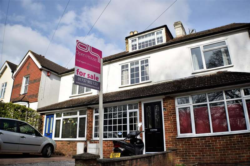 3 Bedrooms Terraced House for sale in Common Road, Redhill