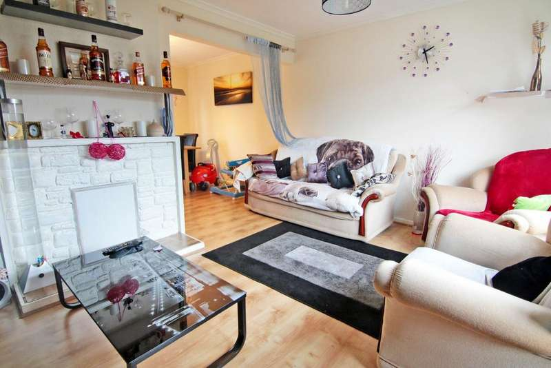 3 Bedrooms Terraced House for sale in Newark Road, Crawley RH10
