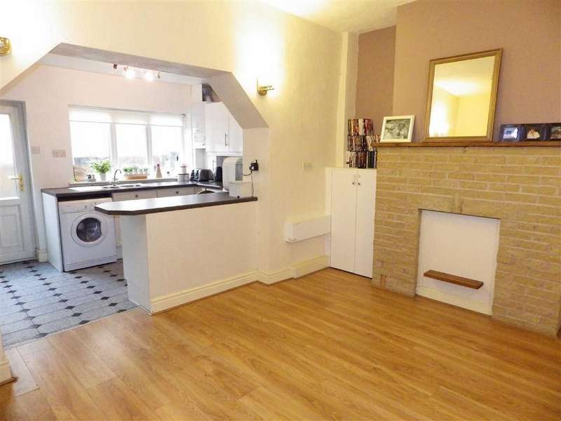 2 Bedrooms Terraced House for sale in Rock Street, Haslingden, Rossendale, Lancashire, BB4