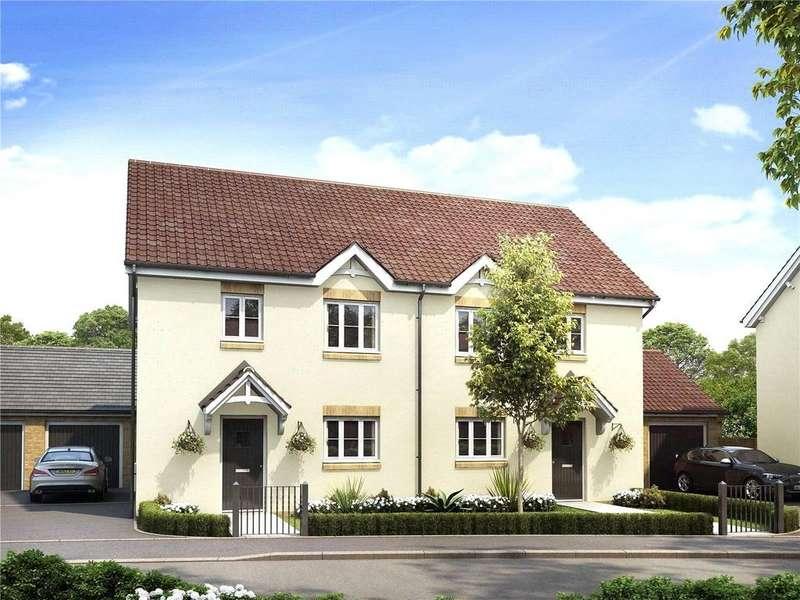 3 Bedrooms House for sale in Larkfleet Rise, Hyde Lane, Creech St Michael, Somerset, TA3