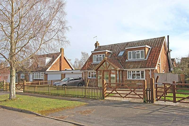 4 Bedrooms Detached House for sale in Whitemoor Road, Brockenhurst