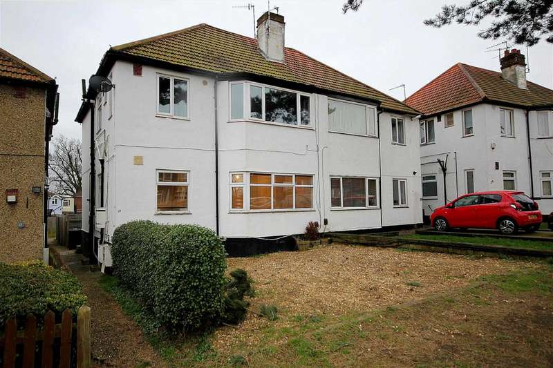 2 Bedrooms Maisonette Flat for sale in GROUND FLOOR 2 BED IN BOXMOOR WITH PARKING IN Melsted Road, HP1