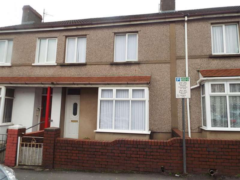 3 Bedrooms Terraced House for sale in Upper William Street, Llanelli