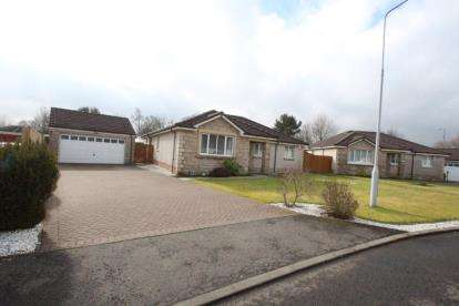 3 Bedrooms Bungalow for sale in Johnstone Path, Glenrothes