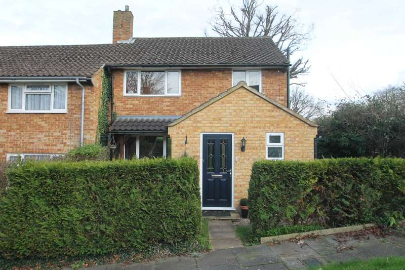 3 Bedrooms End Of Terrace House for sale in Chaulden, Hemel Hempstead