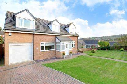 4 Bedrooms Detached House for sale in Brook Lane, Hackenthorpe, Sheffield, South Yorkshire