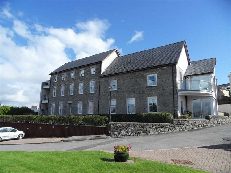 4 Bedrooms Apartment Flat for sale in Plas Caradog, Caradog Court, Ferryside