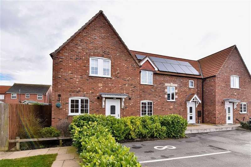 3 Bedrooms End Of Terrace House for sale in Foxglove Court, Spalding