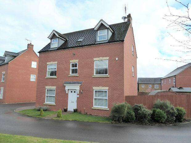 5 Bedrooms Detached House for sale in Collins Drive, Bloxham
