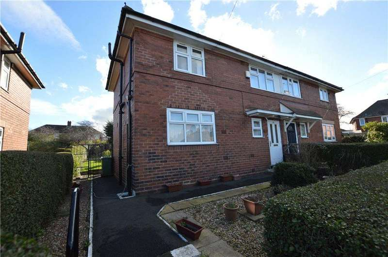 3 Bedrooms Semi Detached House for sale in Neville Road, Leeds, West Yorkshire