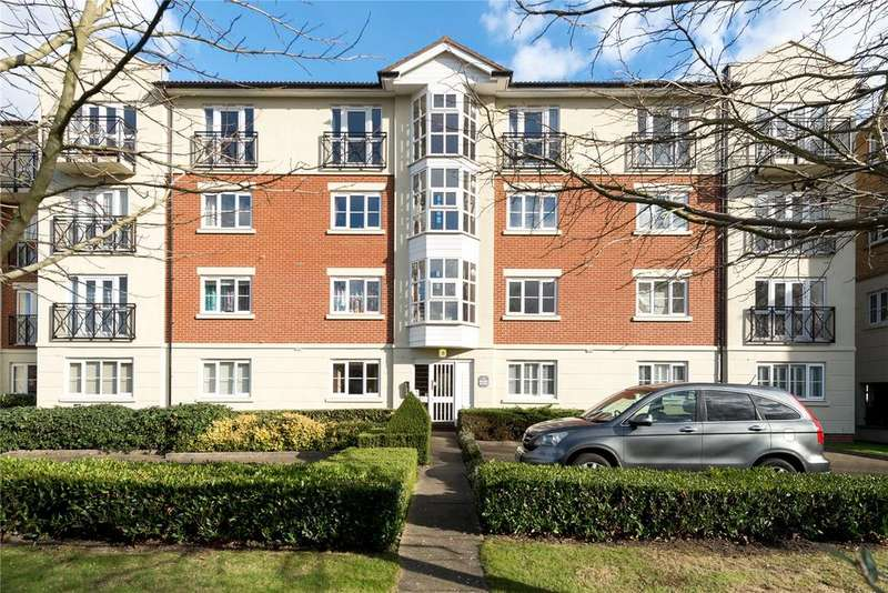 2 Bedrooms Flat for sale in Monet House, Pumping Station Road, Chiswick, London