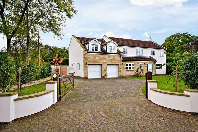 6 Bedrooms Detached House for sale in The Holme, Great Broughton, North Yorkshire