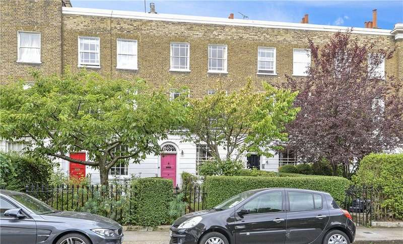 4 Bedrooms Terraced House for sale in Pembroke Square, Kensington, London, W8