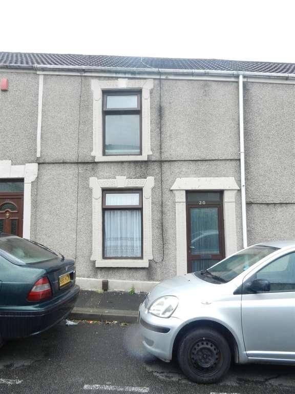 2 Bedrooms Terraced House for sale in Clyndu Street, Morriston, Swansea
