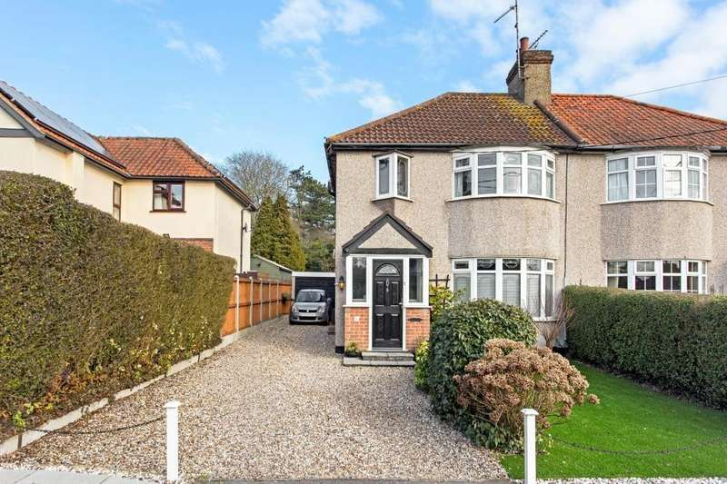 4 Bedrooms Semi Detached House for sale in The Leas, Ingatestone, Essex, CM4