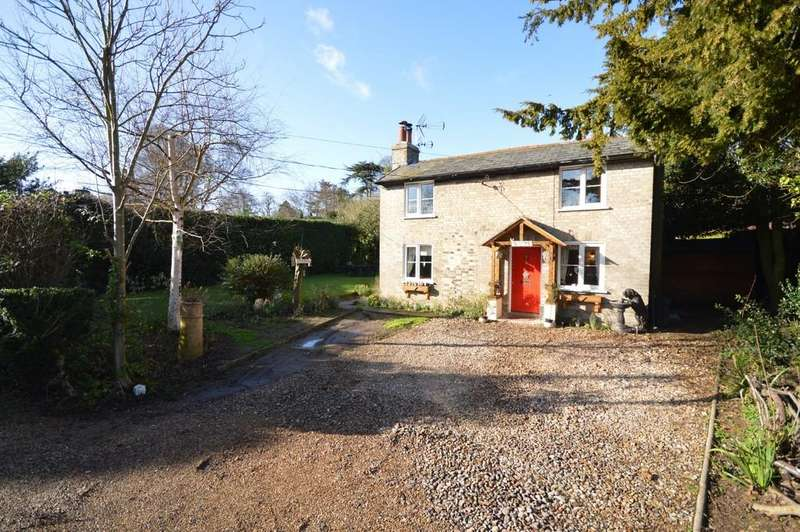 2 Bedrooms Detached House for sale in Cherry Row, off Heath Road, Lexden