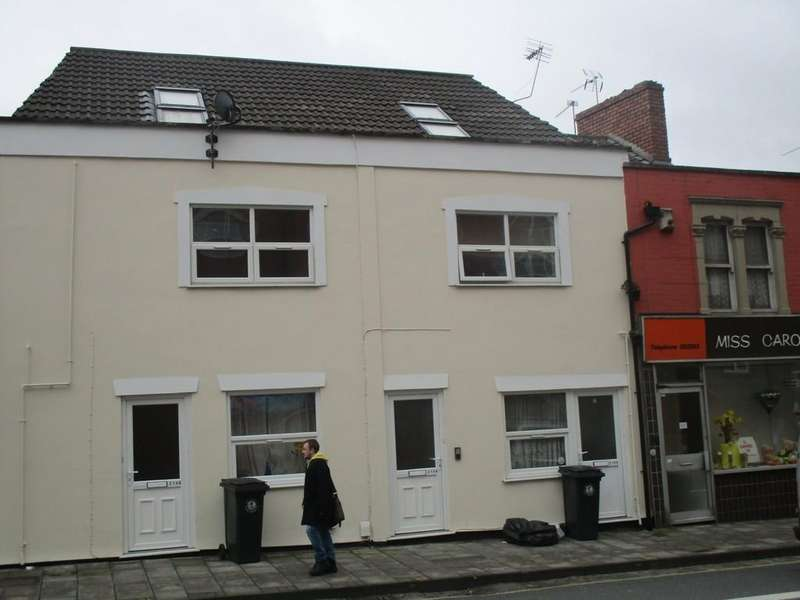 Studio Flat for rent in St George, Church Road, BS5 8AD