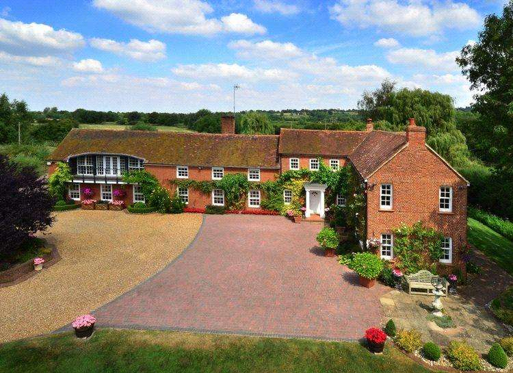 5 Bedrooms Detached House for sale in Lot 1, Stoke Hammond