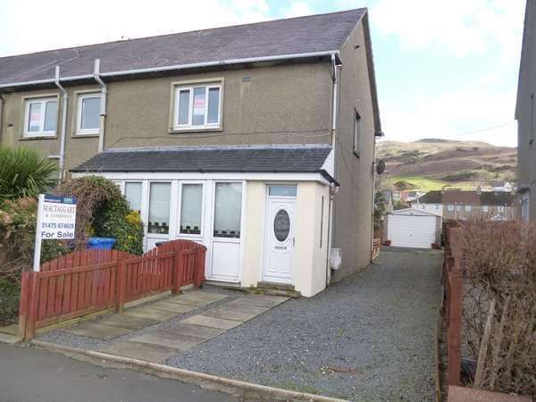 3 Bedrooms Villa House for sale in 74 Linn Avenue, Largs, KA30 9JU