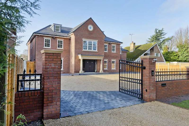 7 Bedrooms Detached House for sale in Warwick Road, Knowle
