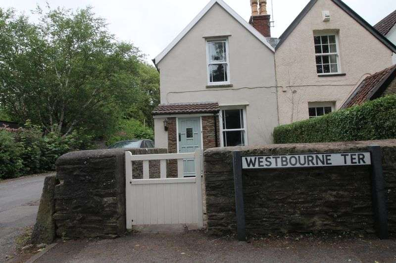 2 Bedrooms Terraced House for sale in Westbourne Terrace, Frenchay, Bristol