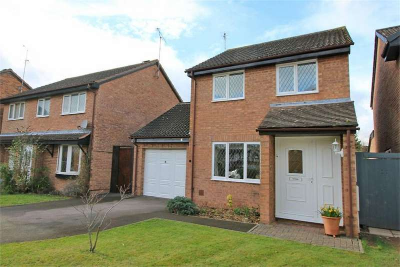 3 Bedrooms Detached House for sale in Holmer Crescent, Cheltenham