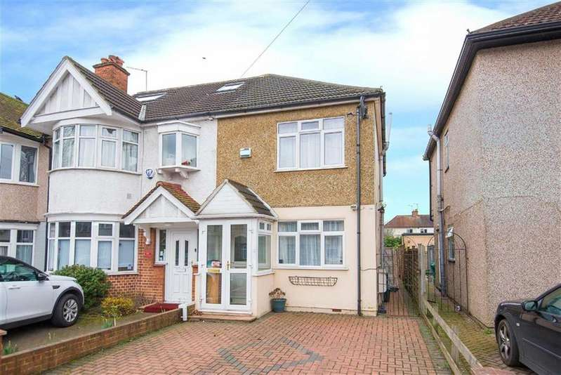 2 Bedrooms End Of Terrace House for sale in Victoria Road, Ruislip Manor