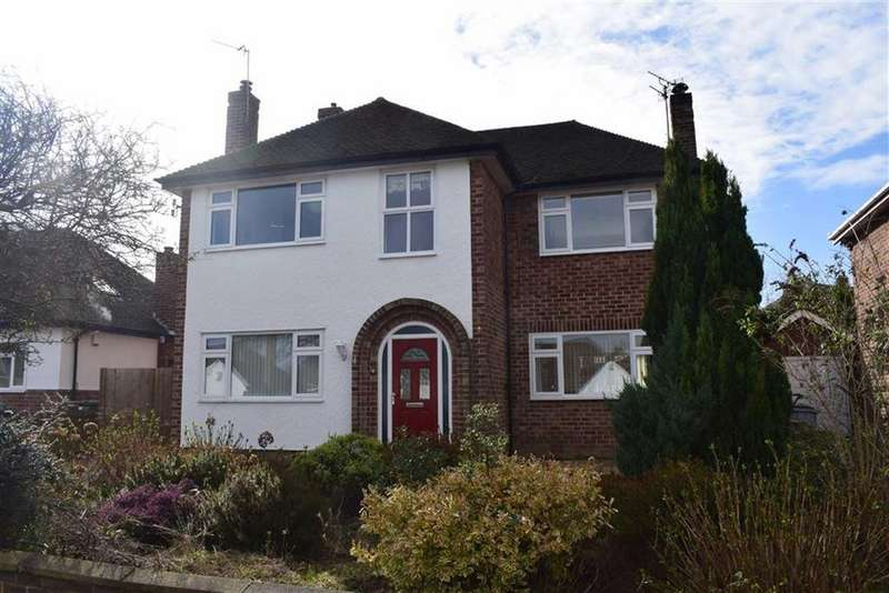 3 Bedrooms Detached House for sale in Queensbury, CH48