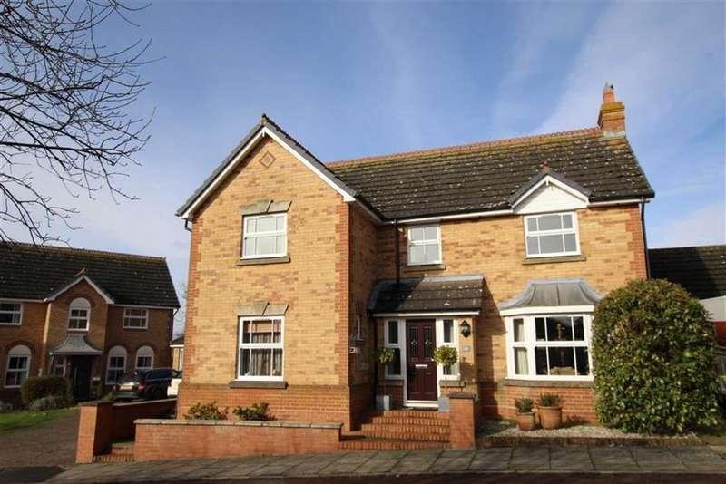 4 Bedrooms Detached House for sale in 23, Jones Close, Brackley