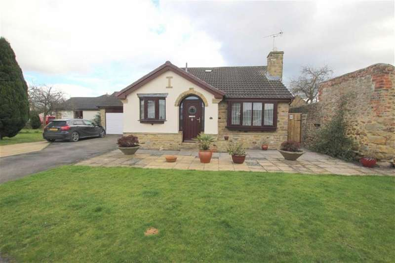 3 Bedrooms Detached Bungalow for sale in Village Way, Northallerton, North Yorkshire